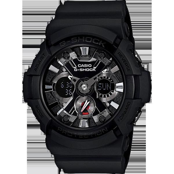 Мъжки часовник Casio G-Shock  GA-201-1AER