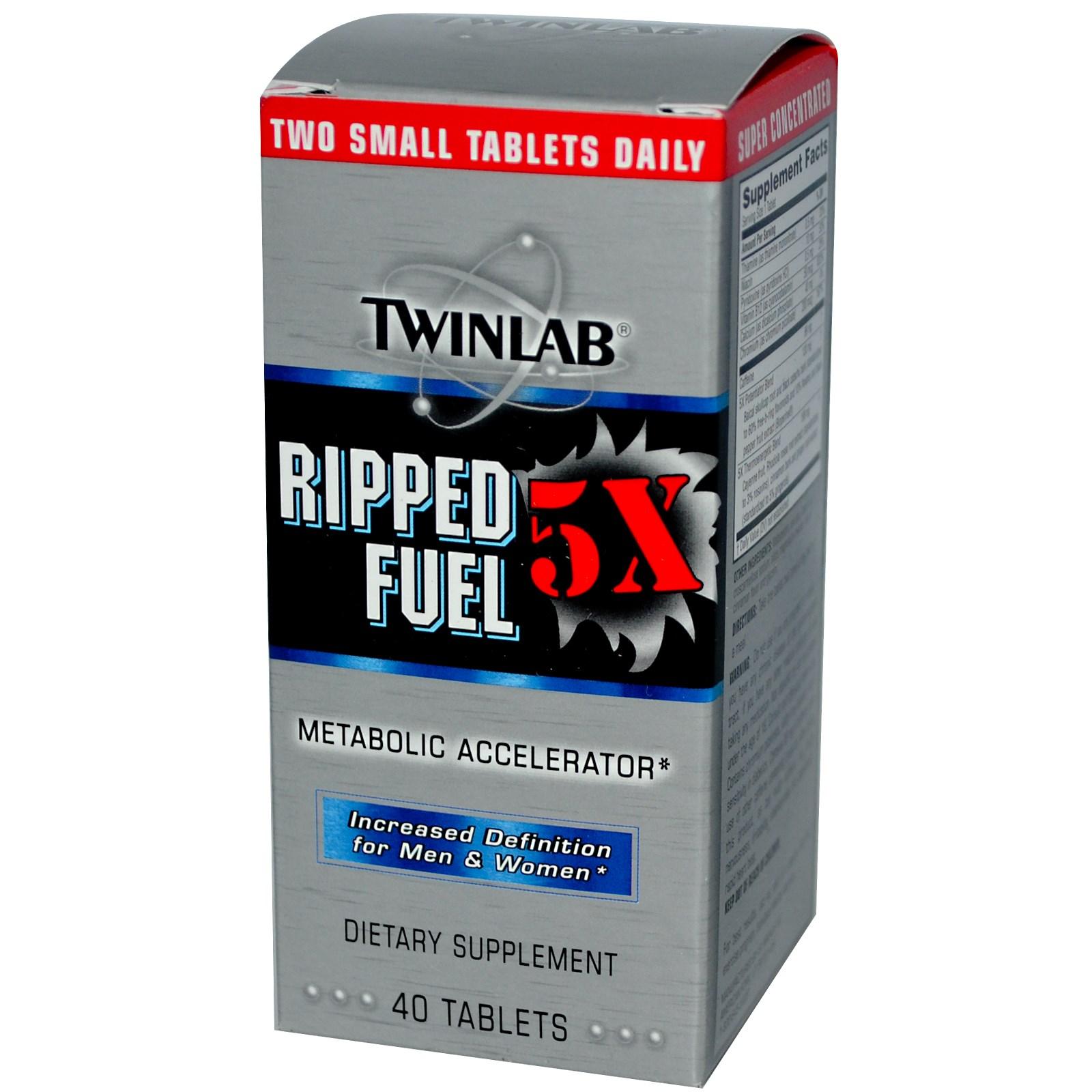 Ripped Fuel 5x – 40 табл.