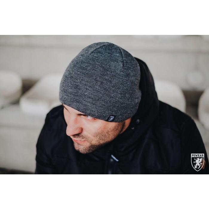 Мъжка шапка  PG Wear Beanie Reversible