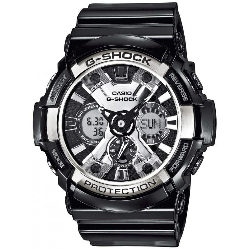 Мъжки часовник Casio G-Shock GA-200BW-1AER