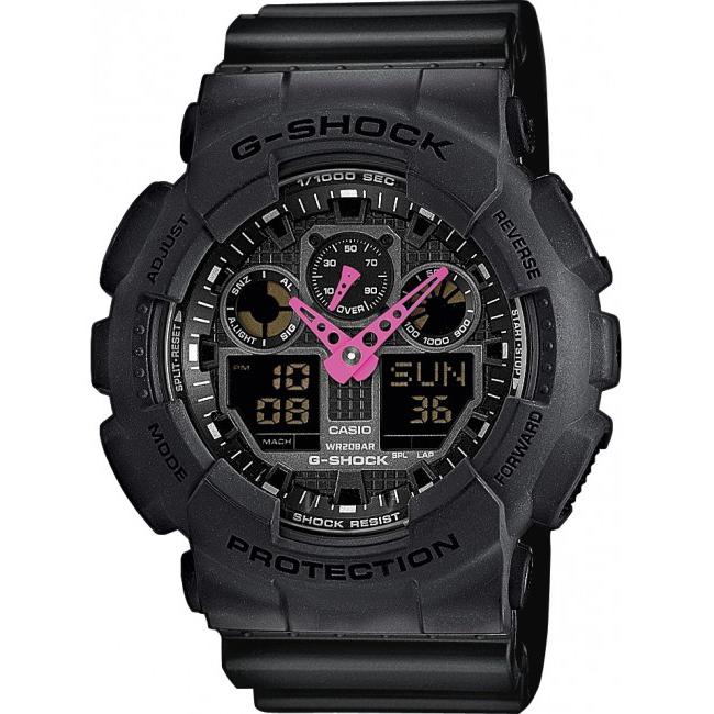 Мъжки часовник Casio G-Shock GA-100C-1A4ER