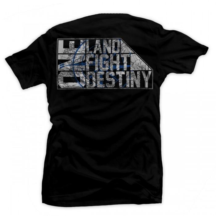 Мъжка тениска EB One Land