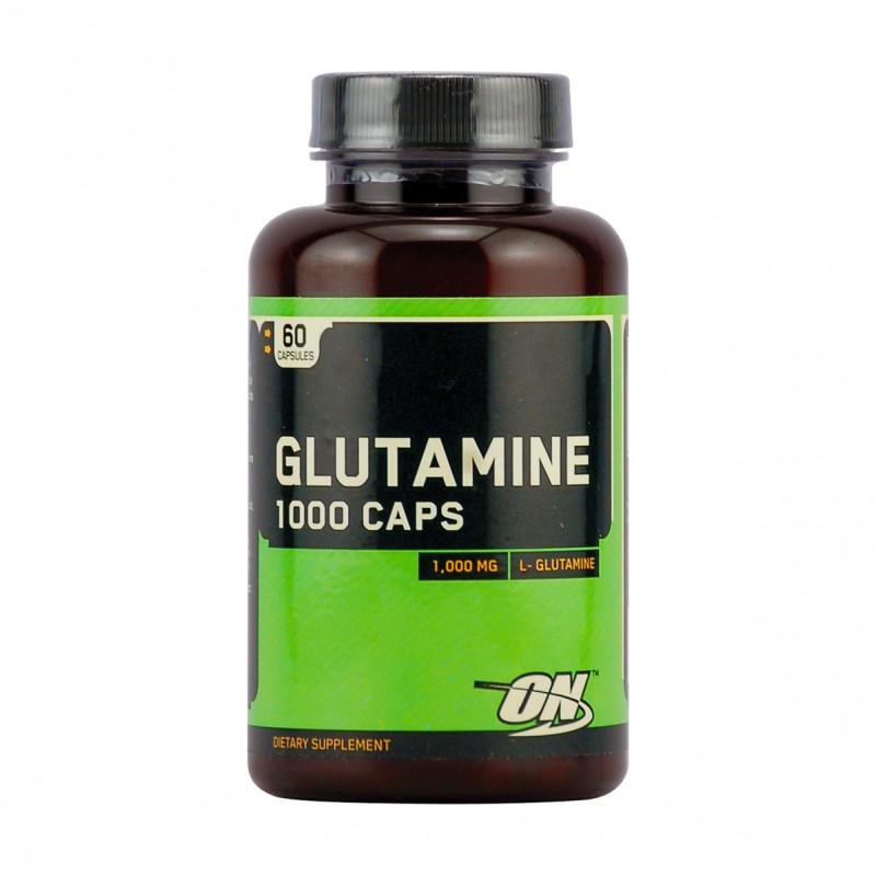 Glutamine 1000 мг – 60 капс.