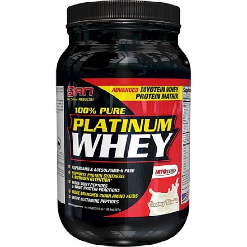 100% Platinum Whey – 907 г.
