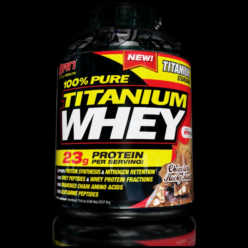 Titanium Whey – 2270 г.