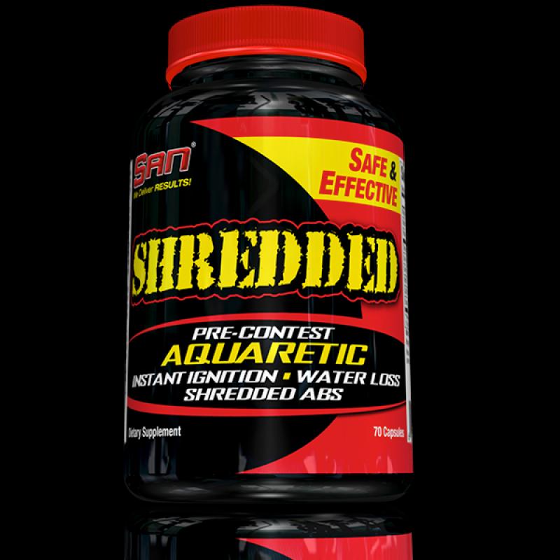 Shredded – 70 капс.