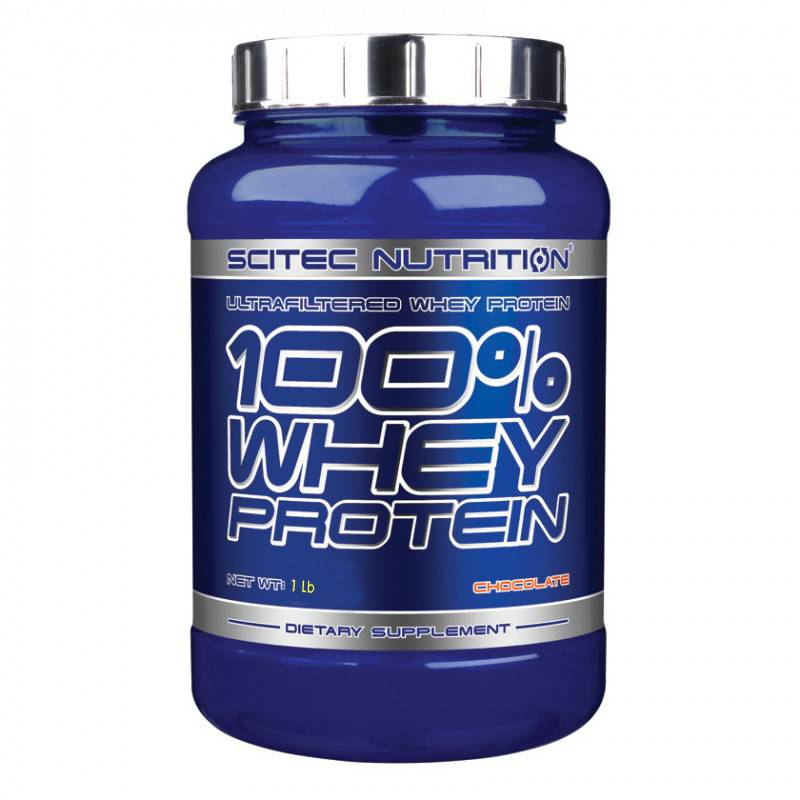 100% Whey Protein – 454 г.