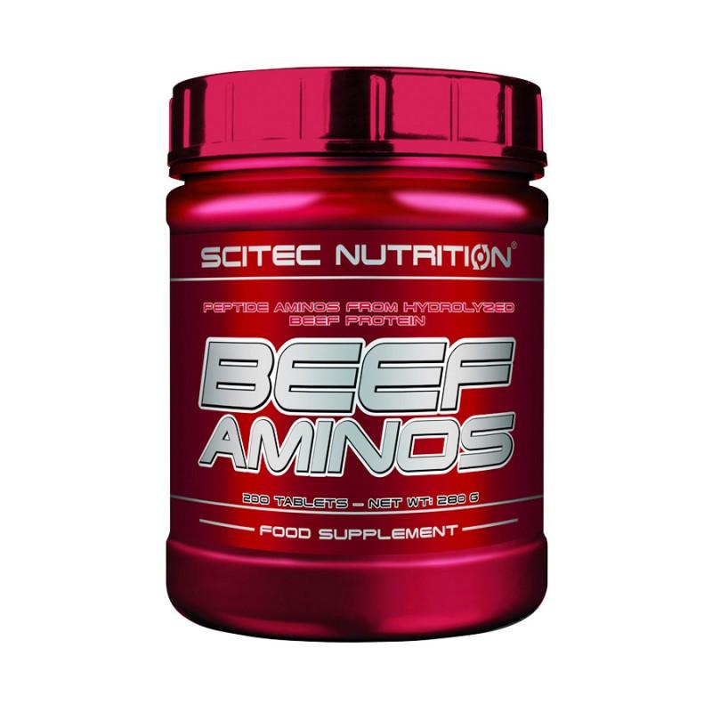 Beef Aminos – 200 табл.