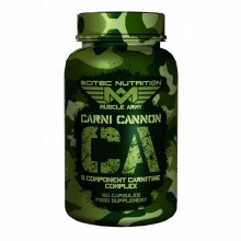 Carni Cannon - 60 капс.