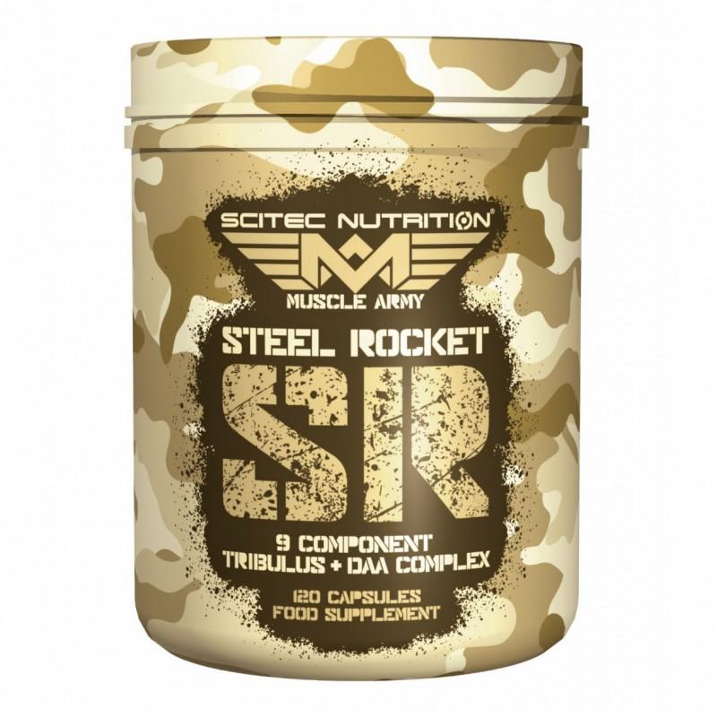 Steel Rocket – 120 капс.