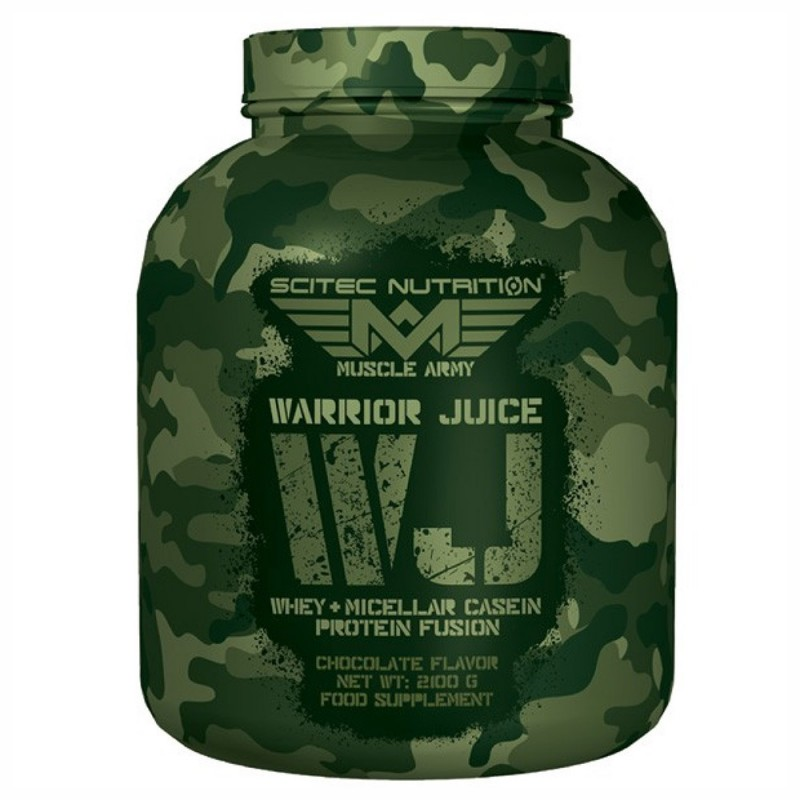 Warrior Juice – 2100 г.