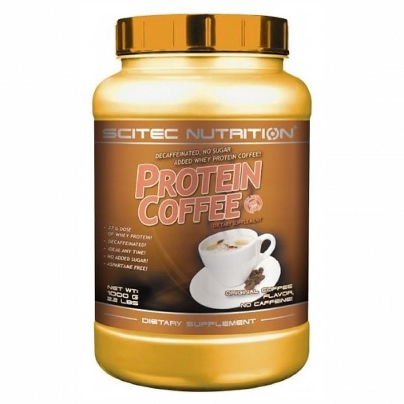 Protein Coffee /без кофеин/ – 1000 г.
