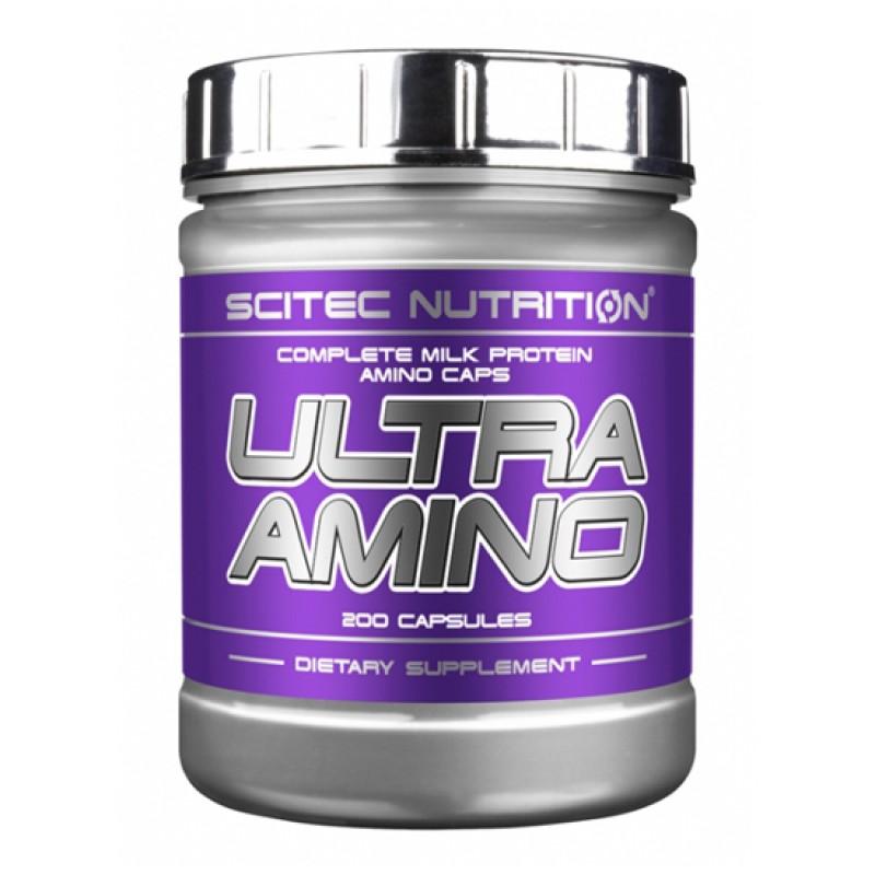 Ultra Amino – 200 капс.