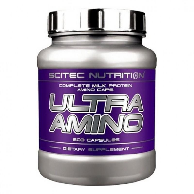 Ultra Amino – 500 капс.