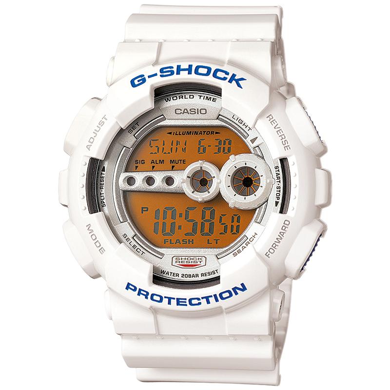 Мъжки часовник Casio G-Shock GD-100SC-7ER