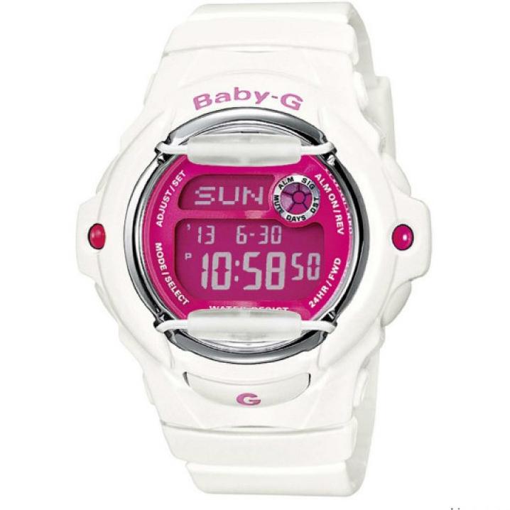 Дамски часовник Casio Baby-G BG-169R-7DER