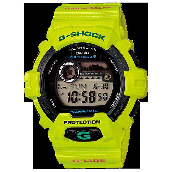 Мъжки часовник Casio G-Shock  GWX-8900C-3ER