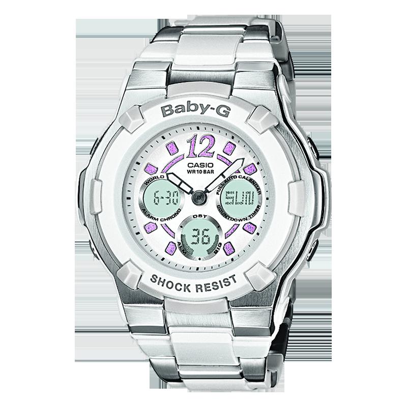 Дамски часовник Casio G-Shock  BGA-112C-7BER
