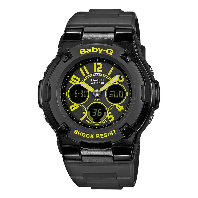 Дамски часовник Casio Baby-G  BGA-117-1B3ER