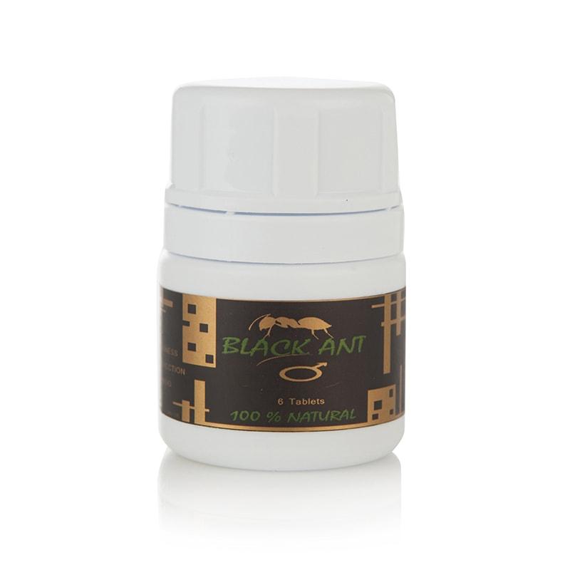 Black Ant / Черна мравка – 6 табл. х 2000 мг.