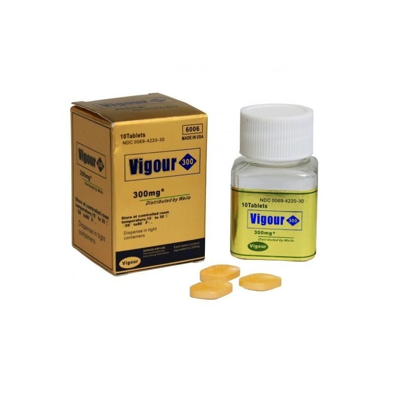 Vigour 300 / Вигор 300 – 10 таблетки х 300 мг.