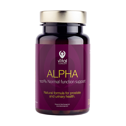 Alpha – 60 Vcaps