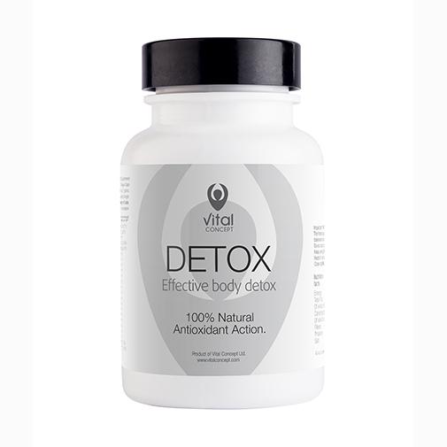 Detox – 60 Vcaps