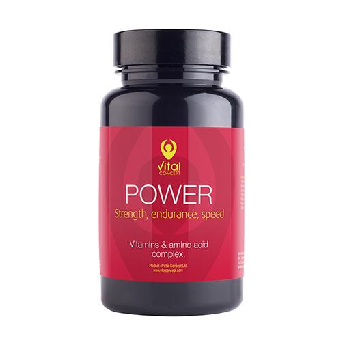 Power – 60 Vcaps