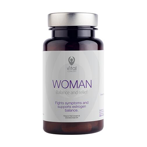 Woman – 60 Vcaps