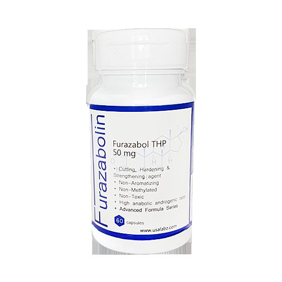 Furazabolin – 60 капс.