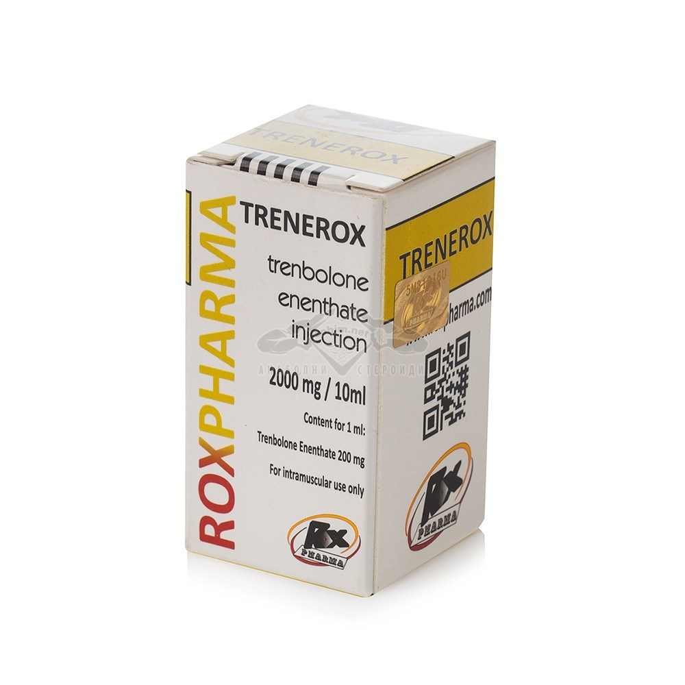 Trenerox (Trenbolone Enanthate) – 10 мл. х 200 мг.