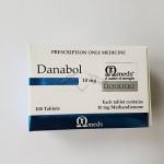 Danabol (Метан) – 100 табл. х 10 мг.