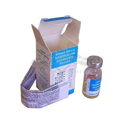 Deca Durabolin (Nandrolone Decanoate) – 1 амп. х 200 мг.