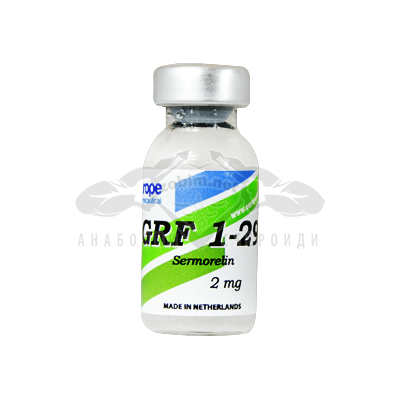 GRF 1-29 (Sermorelin) – 2 мг.