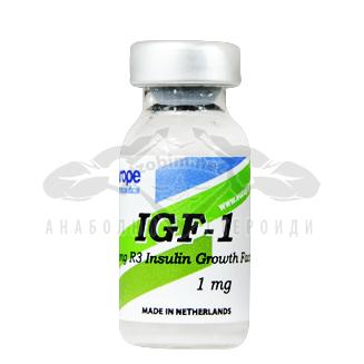 IGF-1 Long R3 Insulin Growth Factor – 1 мг.