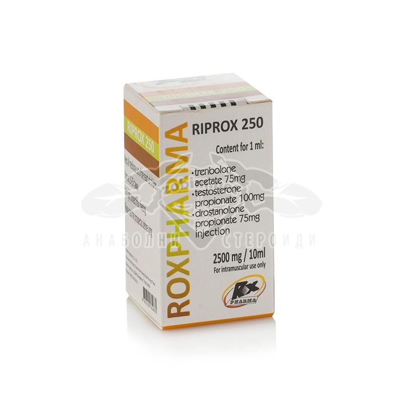 Riprox 250 (Микс за релеф) – 10 мл. х 250 мг.