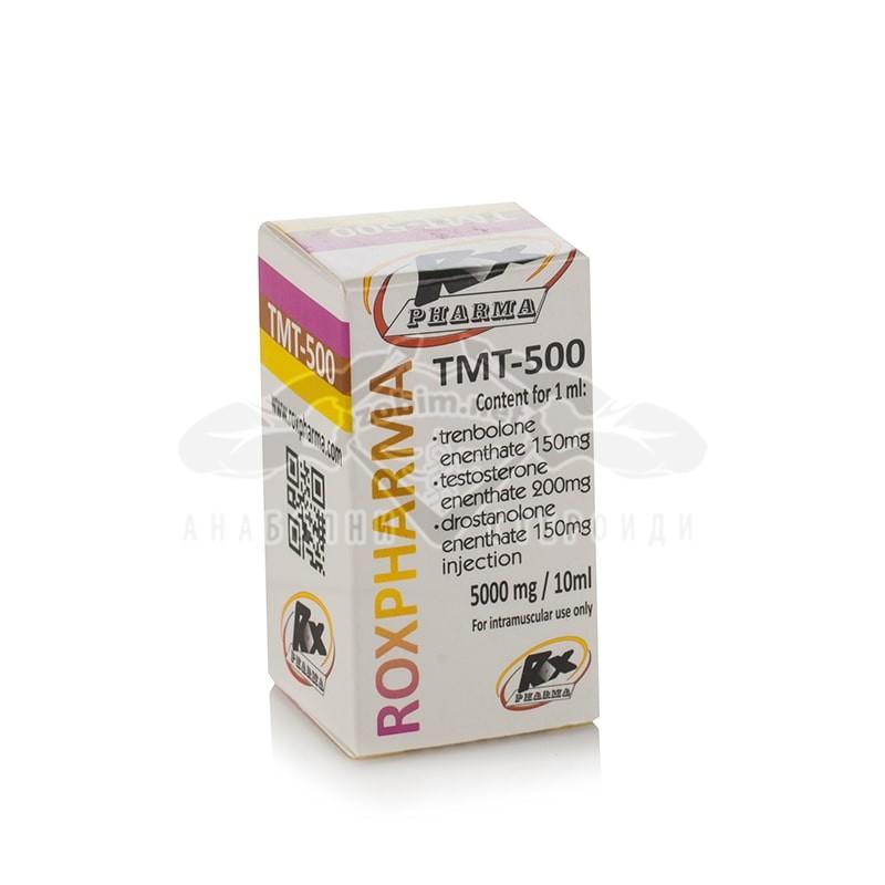 TMT-500 (Тестостерон, Мастерон, Тренболон) – 10 мл. х 500 мг.