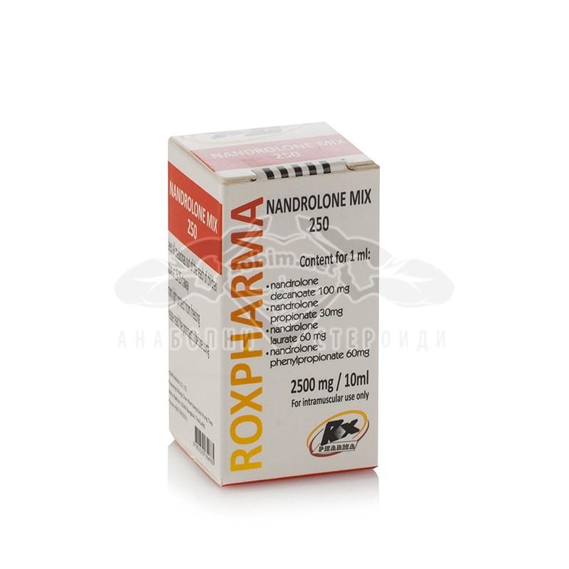 Nandrolone Mix 250 – 10 мл. х 250 мг.