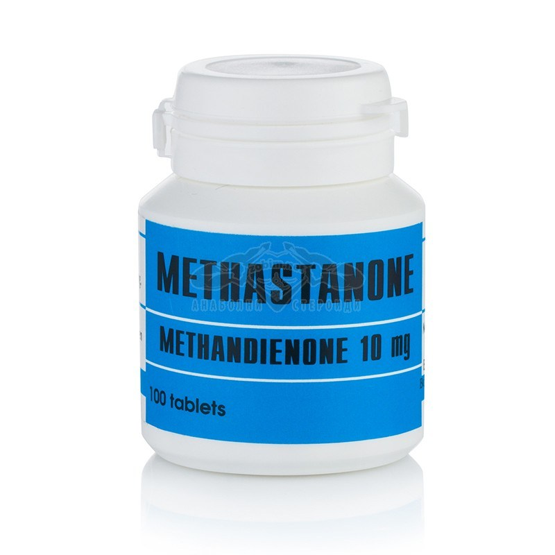 Methastanone (Methandrostenolone) – 100 таб. x 10 мг.