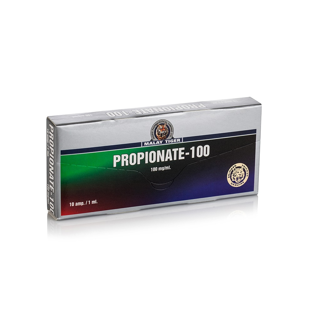 Propionate-100 (Testosterone Propionate) – 10 амп. х 100 мг.