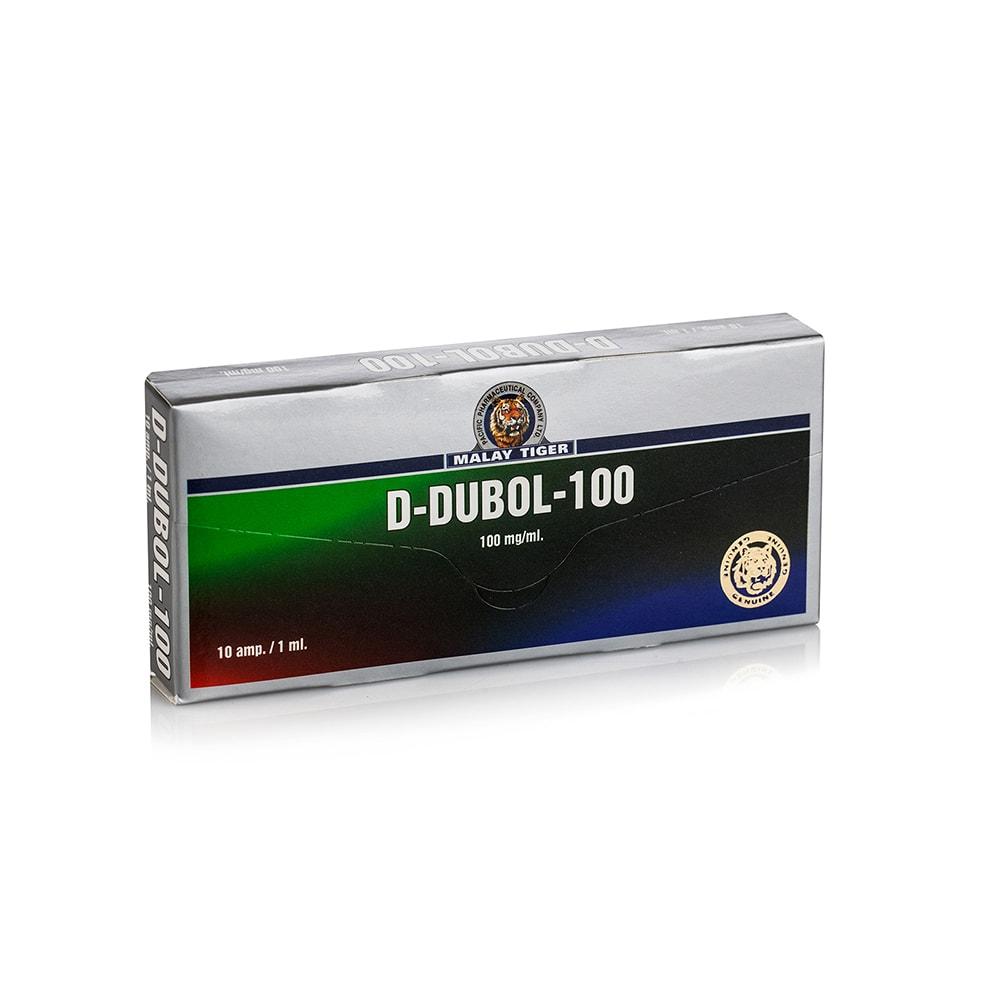 D-Dubol (Нандролон Фенилпропионат) – 10 амп. х 100 мг.