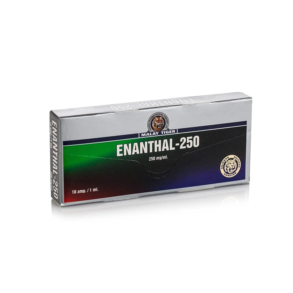 Enanthal-250 (Testosterone Enanthate) – 10 амп. х 250 мг.