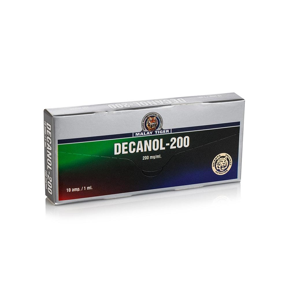 Decanol-200 (Nandrolone Decanoate) – 10 амп. х 200 мг.