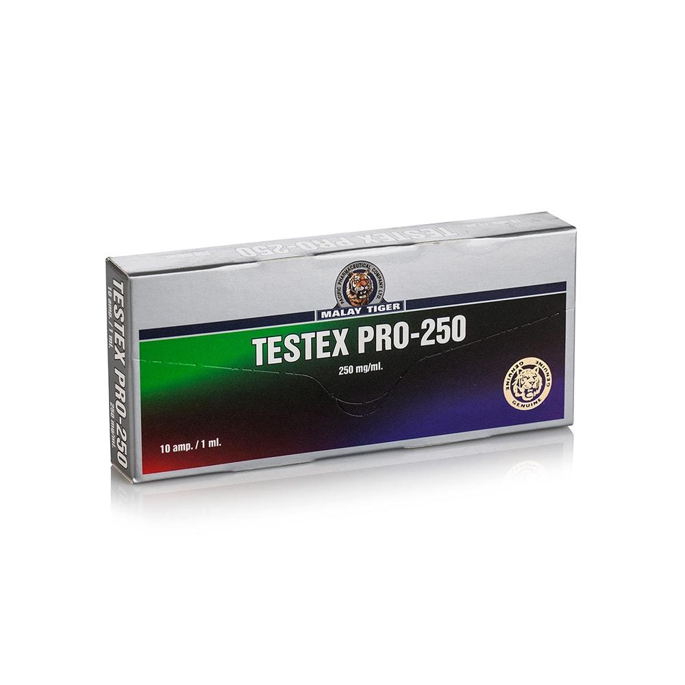 Testex Pro-250 (Testosterone Cypionate) – 10 амп. х 250 мг.