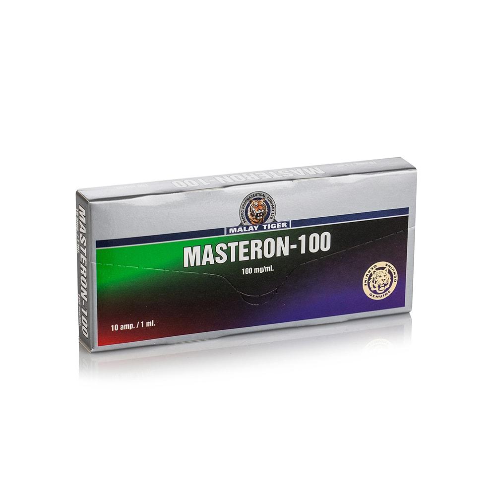 Masteron-100 (мастерон) – 10 амп. х 100 мг.