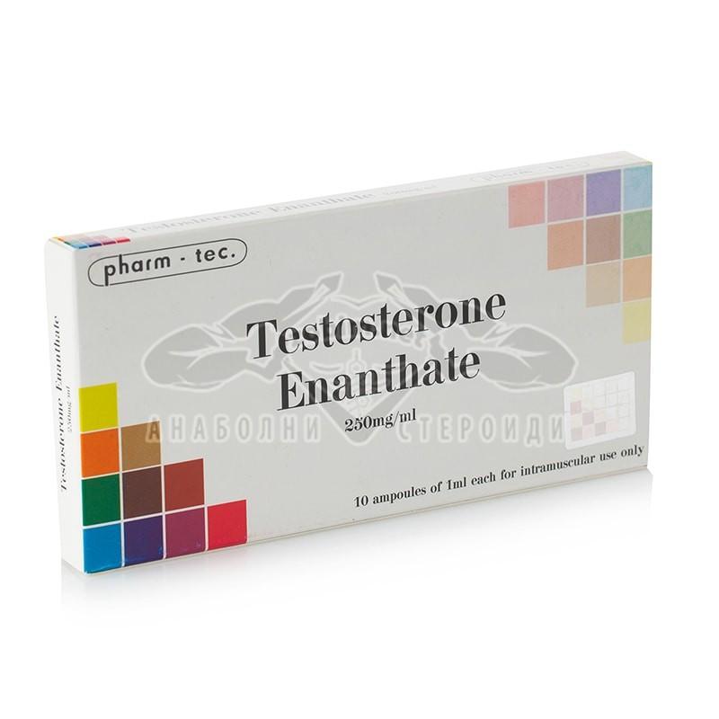 Testosterone Enanthate (Testosterone Enanthate) – 10 амп. х 250 мг.