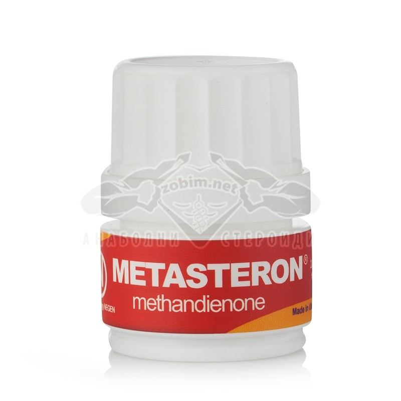 Metasteron (Methandienone) – 100 табл. х 10 мг.