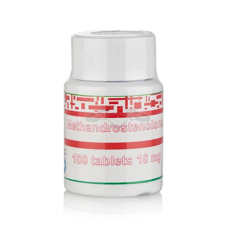 Methandrostenolone (Метан) – 100 табл. х 10 мг.