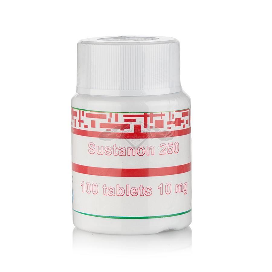 Sustanon 250 – 100 табл. х 10 мг.
